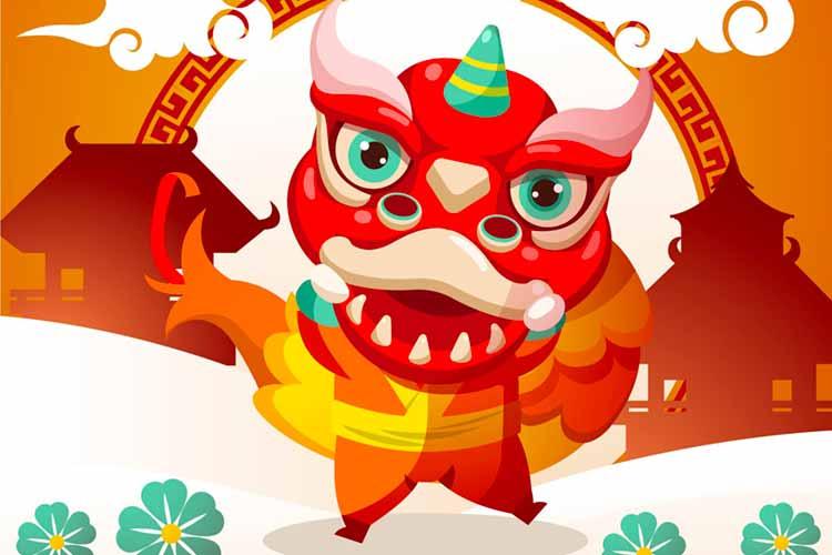 2021年中国农历新年colorful-chinese-new-year-2021插图